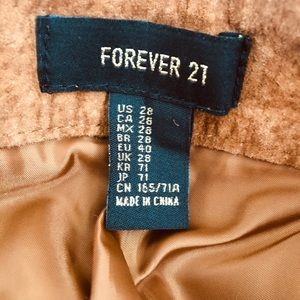 Forever 21 Shorts - Forever 21 💯 % Leather Shorts Size 28